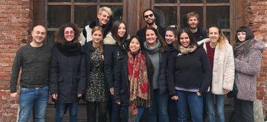 Gli studenti della Scuola di Holden, autori del Newtrain Manifesto