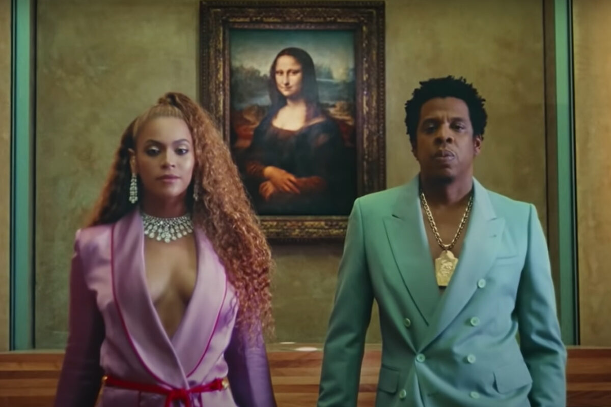 Valorizzare la cultura - Beyoncé al Louvre con the carters