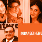 Comincenter aderisce a orange the world
